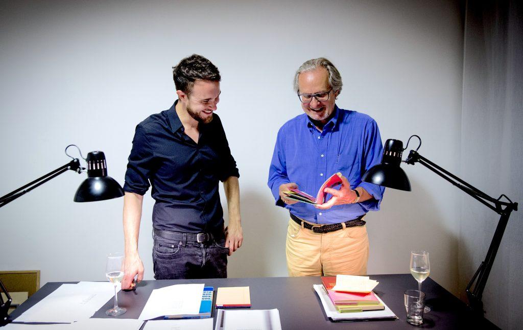 Sebastian Winkler Stephan Krass Ursula Blickle Stiftung